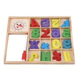 Gifts Wooden Toys Blocks Jigsaw Puzzle Baby Toy Educational