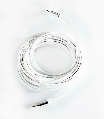 30 feet auxillary aux cable for ion
