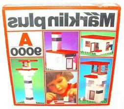 Marklin Plus HOUSE & BUILDING Set 1 Plastic Building Bricks