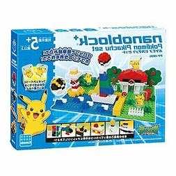 pokemon nanoblock plus miniature building blocks